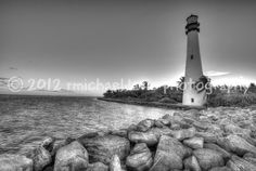 Cape Florida Lighthouse - Key Biscayne