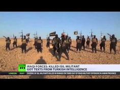 Someone let them cross borders': Messages from Turkish intelligence foun...