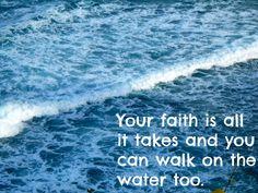 Walk on Water - Britt Nicole