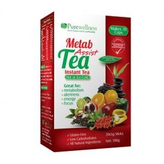 Metab tea Pure Wellness