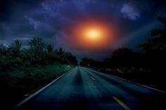 OVNIs no México: Os objetos voadores não identificados foram visto ao longo da rodovia Mérida-Tixkokob - OVNI Hoje!