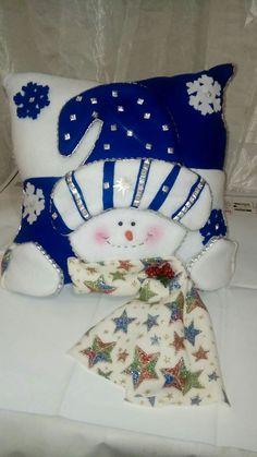 Snowman, Bed Pillows, Christmas Decorations, Xmas, Holiday, Diy, Crafts, Prince, Videos