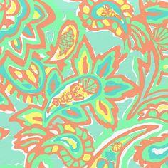 Lilly Pulitzer Summer '13- Make a Splash Print- IN LOVE