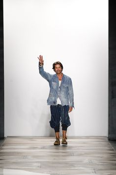 Greg Lauren Spring 2016 Ready-to-Wear Collection Photos - Vogue