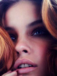 Oh Barbara! Glamour Magazine UK   March 2013 ☆
