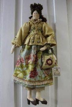 Doll Pattern Miss Daisy 003 - yaraderecife recife - Picasa Web Albums