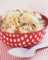Hot German Potato Salad Recipe.....my grandma has the best recipe that I have ever tasted!!!