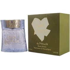 Sale...only $24.90 ($65.00 retail)...Au Masculin man's cologne by Lolita Lampicka is an earthy woody, fresh leaf and mossy man's fragrance