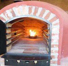 Hornos de barro a leña y a gas artesanales Tatacuá. Horno Comercial
