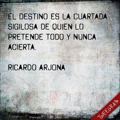 Ricardo Arjona♫