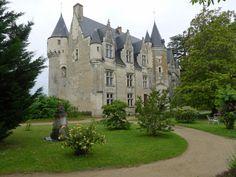 Montresor Chateau, France