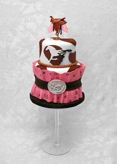 Horse Cake ~ love!