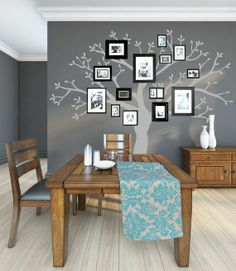 Personalized Family Tree Wall Decal vinyl photo by yoyowalldecal, $68.00