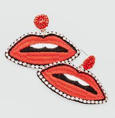 Heart Shaped Earrings, Cute Earrings, Statement Earrings, Dangle Earrings, Bijoux Diy, Circle Necklace, I Love Jewelry, Instagram Shop, Beautiful Necklaces