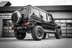 Mercedes-Benz G63 AMG by #McChip #mbhess #mbtuning