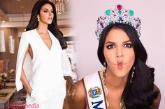 Officially Confirmed! Keysi Sayago from Venezuela will compete in Miss Universe 2017