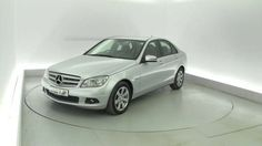 Used 2010 (60 reg) Silver Mercedes-Benz C Class C220 CDI BlueEFFICIENCY Executive SE 4dr for sale on RAC Cars
