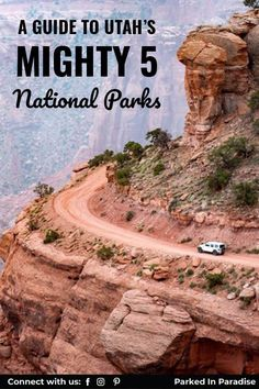 Hikers of Zion National Park, can enjoy a mix of long and short routes which zigzag up the steep cliffs and offer a birds-eye view of the valley below. Travel to Canyonlands or Arches National park for the best outdoor adventure with kids. There are 5 amazing National Park in Utah. Hiking, canyoneering, rock climbing, and bouldering are some of the most prominent activities. Amazing camping spots and tons of fun things to do and see. Capitol Reef National Park, National Parks, Great Places, Beautiful Places, Private Campgrounds, Canyonlands National Park, Natural Bridge, Camping Spots, Rv Living