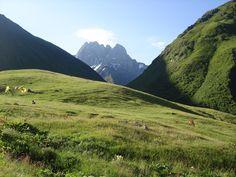 Góra Chaukhi, Gruzja, #gruzja, #georgia
