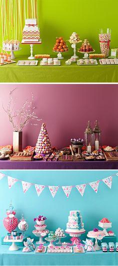 cute dessert tables