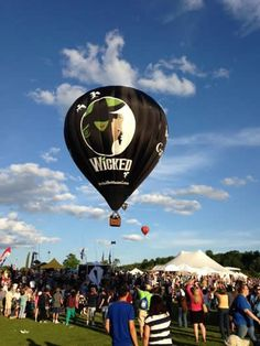 United States Hot Air Balloon Team Corporate Advertising Opportunities