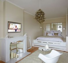 Дизайн квартиры-студии 34 кв.м. - Дизайн интерьеров   Идеи вашего дома   Lodgers
