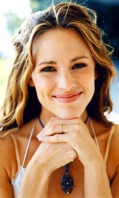 "Jennifer Garner - how I picture the newly re-invented Jillian. She is the owner of a Rehoboth Beach bed and breakfast called ""The Sea Sprite Inn"" - where guests check in with stories of love, life and challenges."