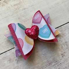 Excited to share this item from my shop: Valentine's Day Bow Bows for Valentine's Day Valentine's Day Baby Headband Faux Leather Bows Canvas Bows Canvas Bow Toddler Bow Baby Bows, Baby Headbands, Felt Hair Bows, Valentines Day Baby, Toddler Bows, Red Glitter, Cute Hairstyles, Handmade Gifts, Crafts