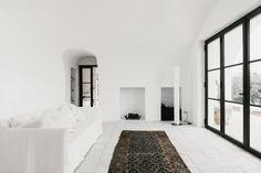 A white house in Puglia