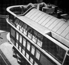 Antonio Bonet: el atelier para artistas y sucursales comerciales, en pleno centro de la Capital Federal.
