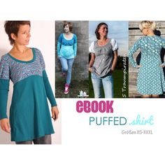Ebook - PUFFED.shirt