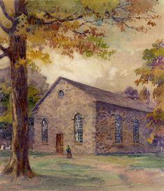 Old Stone Church, Beaverton