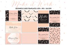 Bundle 5 business card templates for adobe indesign by photomarket check out 6 trendy business card templates by pixejoo on creative market free printable reheart Gallery