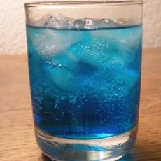 Frothy Blue Punch (Baby Shower/Young Boyu0027s Party) Recipe | Yummly