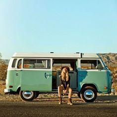 #vw #vwcamper #vwbus #kombi #vwvan #camper #hippyvan #earlybay #splitscreen #camping #vwgirl #hippievan #volkswagen #beach #girl #surf #model #retro #type2 #vwbabe #vintage #campervan