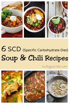 Don't miss these delicious, whole food soup and chili recipes!