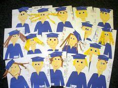 cute project for kindergarten graduation