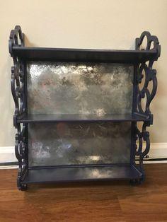 Flea Market Furniture Flip - Small Hanging Shelf