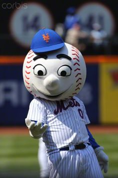 Love me some Mr Met