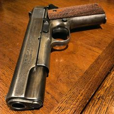 The Viking Minuteman: Photo Colt 1911, Colt 45, Shooting Guns, Fire Powers, Guns And Ammo, M1911 Pistol, Revolvers, Firearms, Hand Guns