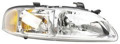 2000-2001 Nissan Sentra Headlamp RH