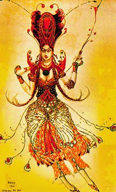 the <b>firebird</b> leon <b>bakst</b> 1910 more 1910 leon <b>bakst</b> fire costumes design ...