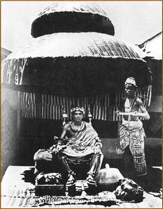 Interesting Images From Precolonial And Early Colonial Africa - Culture (11) - Nigeria