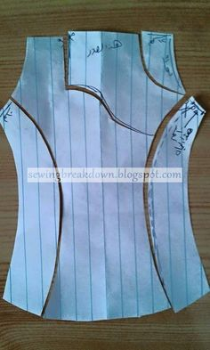 47 Likes 2 Comments Discover thousands of images about Pola rok this pin was discovered by 27 elegant photo of custom sewing patterns – Artofit Blouse Patterns, Clothing Patterns, Blouse Designs, Sewing Basics, Sewing Hacks, Sewing Blouses, Bodice Pattern, Dress Making Patterns, Pattern Drafting