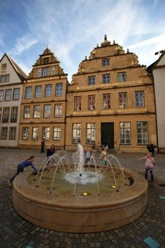 Bielefeld: merchant city with a love of the arts.Germany.