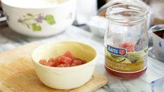 toetje met stroopwafels08 Om, Pasta, Salads, Noodles, Pasta Recipes