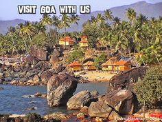 Palolem Beach Goa India.  Cheap and best tour india #indiatraveltips