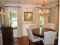 beautiful small dining room | small but beautiful dinning room | Kitchen / Dining