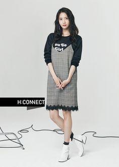 SNSD YoonA's pretty pictures from 'H:Connect' Kim Hyoyeon, Yoona Snsd, Girls Generation, Korean Celebrities, Celebs, Girl Fashion, Fashion Outfits, Womens Fashion, Korean Girl