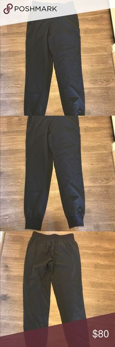 lululemon jogger pant Never worn, but all tags off. Lululemon black jogger pants lululemon athletica Pants Track Pants & Joggers
